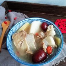 淮山牛骨汤