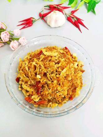 酸菜炒粉条-特色家常菜的做法