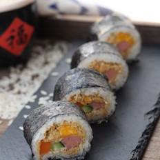 简单快手家常寿司的做法