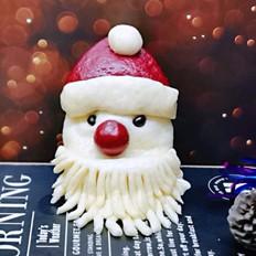 圣诞老人馒头