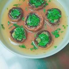 蒜香焗蘑菇