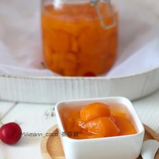 黄杏罐头的做法大全