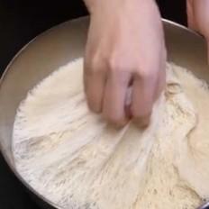 1小时快速发面法,这样发面又松又软,做成的五珍粉包子比买的好吃多了