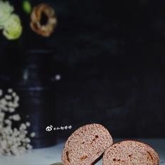 黑麦桂圆红糖馒头
