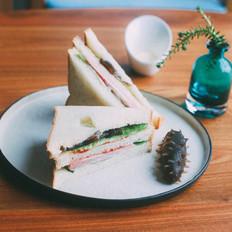 海参三明治