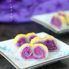 紫薯如意酥