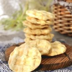 发面格子饼