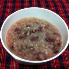 大米红豆粥