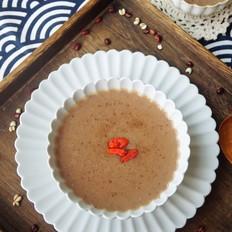 薏米红豆米糊