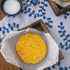 冰花玉米烙