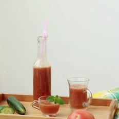 番茄小黄瓜汁