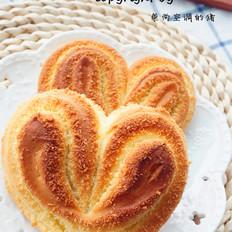 心型椰蓉面包