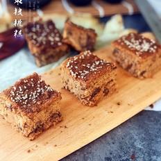 红枣核桃糕(低糖低油版)