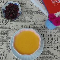 南瓜燕麦早餐奶