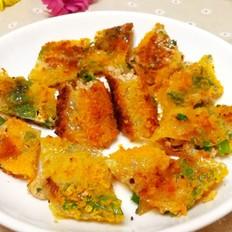腐皮香菜卷