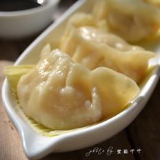 胡萝卜玉米猪肉蒸饺
