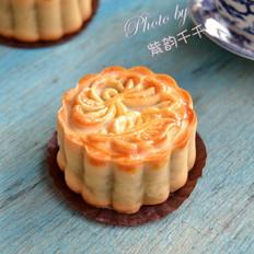 广东绿豆沙月饼