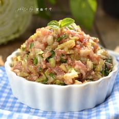 韭菜白菜猪肉饺子馅