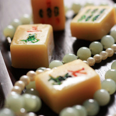 豌豆黄版麻将牌