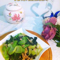 青菜豆腐皮