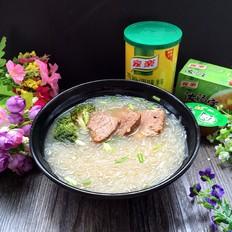 南京牛肉粉丝汤