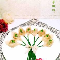 马蹄莲菜肉馄饨