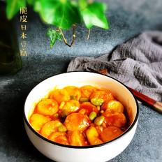 茄汁脆皮玉子豆腐