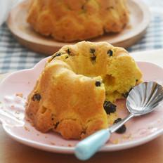 黑加仑黄油蛋糕