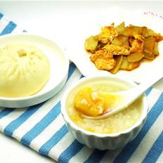 红薯二米粥