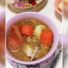 番茄牛骨汤