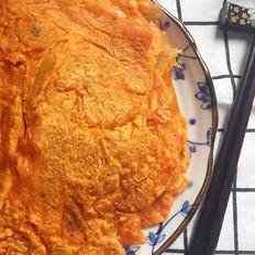 快手早餐 —— 泡菜饼