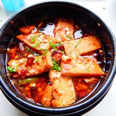 水煮豆腐片