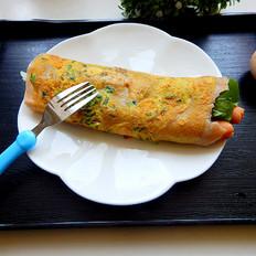 早餐-煎果子饼