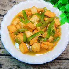 丝瓜烧油豆腐