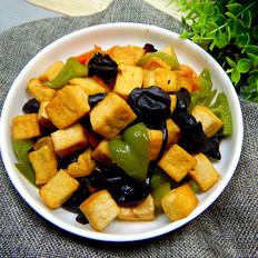 蚝油豆腐块