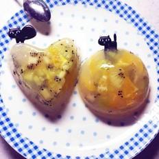 水果寒天冻