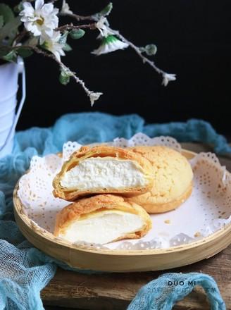奶油泡芙的做法