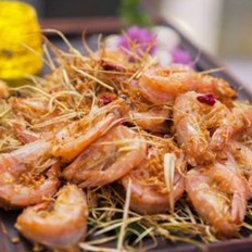 泰国香茅虾
