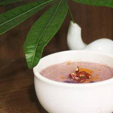 小米紫薯南瓜粥,冬季健脾养胃好粥道!--威厨艺