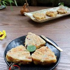 苏泊尔季度奖玉米银鱼煎糕