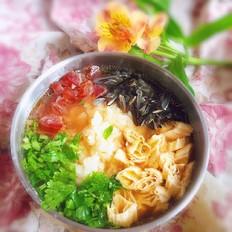 胚芽米汤饭