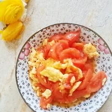 西红柿炒土鸡蛋的做法大全