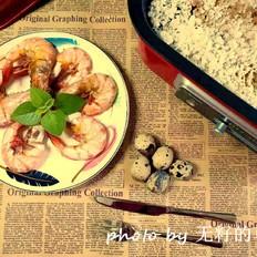 西屋多功能料理锅菜谱系列之盐焗大虾