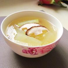 冬瓜香菇汤