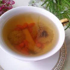 蜂蜜枸杞茶