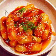 韩式炒年糕
