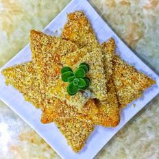 金三角豆腐鱼
