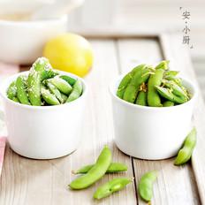 夏日小食双味毛豆