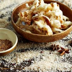 椒盐软炸蘑菇