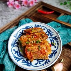 茄汁带鱼(罐头)